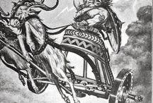 Thor / The Thunderer / by Norse Mythology