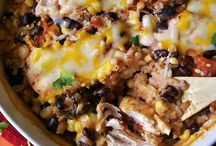 Keeper Dinner Recipes / by Megan Luckey