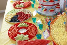 Party Food / by Amber Denise
