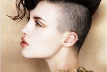 hair / by Karen Wrai Karn