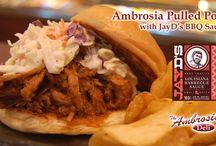 The Ambrosia Deli / by The Ambrosia Bakery