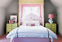Children's Rooms / Children's Room design and inspiration / by Elisa Smith