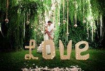 wedded bliss / by Lea Anderson