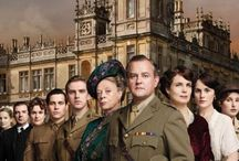 DOWNTON ABBY and other bits and bobs from ENGLAND / by Marylou McGinnis Crabtree