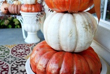 Fall Decorations / by Parris Stough