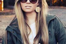 Hair Styles / by Caitlyn Alterman