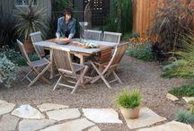 gardening/outdoor living / by Margaret Klassen