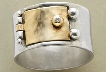 Rings / by Jennifer Harp-Douris