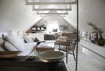 Attic - office / by Therese Jönsson