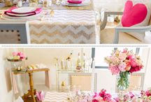 Table Decoration İnspiration / by Buse Terim