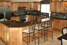 Kitchen Ideas / by Lisa Gagas
