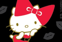 hello kitty - peanuts - betty and more / by Angie Noworyta