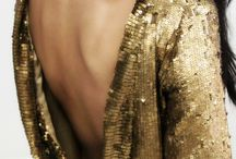 Golden Rule / Clothing dipped in gold! / by Kimberly Richardson
