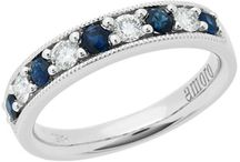 Something Blue / Something blue for your wedding day / by Amoro Jewelry