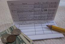Finances / by Erica Faulkner