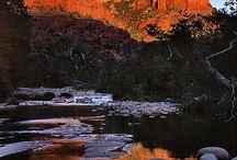 Sedona/Grand Canyon trip / by Marni Setless