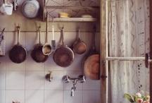 kitchen / by Lorna