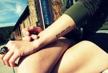 Tattoos / by Jonni Powell