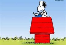 Simply Snoopy / by Bienhelmosa
