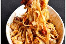 Pasta, Ravioli, Gnocchi & Tortellini / A staple in my Italian Kitchen / by Diane Willis