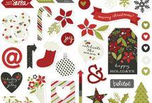 Simple Stories DIY Christmas, / by Pam Sohan