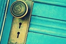 Door Knobs for Hire / by Chelsey Adams