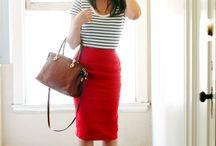 Modest Fashion / Fashion. Modesty. Style.  / by Crystal Nichols