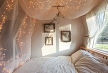 pretty bed / by C. Cox