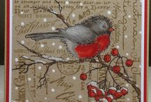 Xmas cards / by Flip