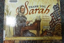 THANK YOU SARAH! / by Laurie Halse Anderson
