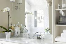 Bathroom remodel / by Debbie Thompson