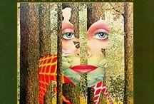 Album Cover Art / Rock / by Lisa Golab