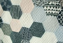 Hexagon Quilts / by Debra Clemence-Roman