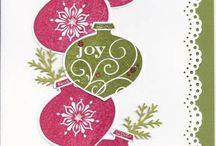 Christmas cards / by Laurie Seehusen Brunner