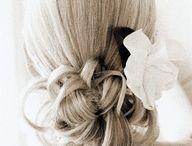 wedding hair / by Amber Conley