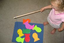 Toddler activities / by Diane Galea Tonna