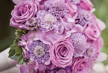 Shades of Purple Wedding Inspiration  / by DestinationWeddings.com