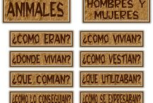 prehistoria / by Ines Jimenez Nieto