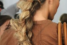 Romantic Braids / For a romantic summer. / by Voguewigs