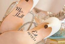 WEDDING IDEAS / by Karen Hind