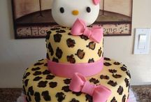 Cakes / by Amber Lavergne
