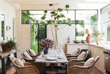 Dining Areas / by Beth Kibler