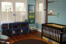 nursery / by Amelia Faulstick
