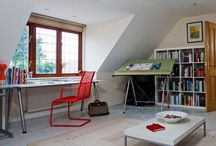 Attic Spaces  / by Sofie Wheatcroft