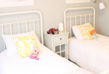 {Maybe} shared girls room ideas  / by Sharon Stone