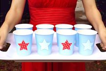 summer party ideas / by Nancy Schoonover