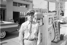The old home filler up and keep on truckin cafe / by Sheldon Winklepleck