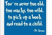 Dr Seuss theme / by Stephanie Sechler