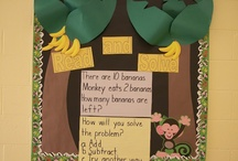 Classroom jungle theme / by Theresa Marie