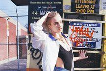 Margo. / by Ladygunn Magazine